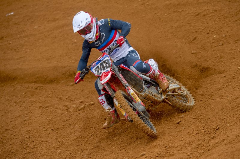 MXGP of France up next for Team HRC duo | MXGP