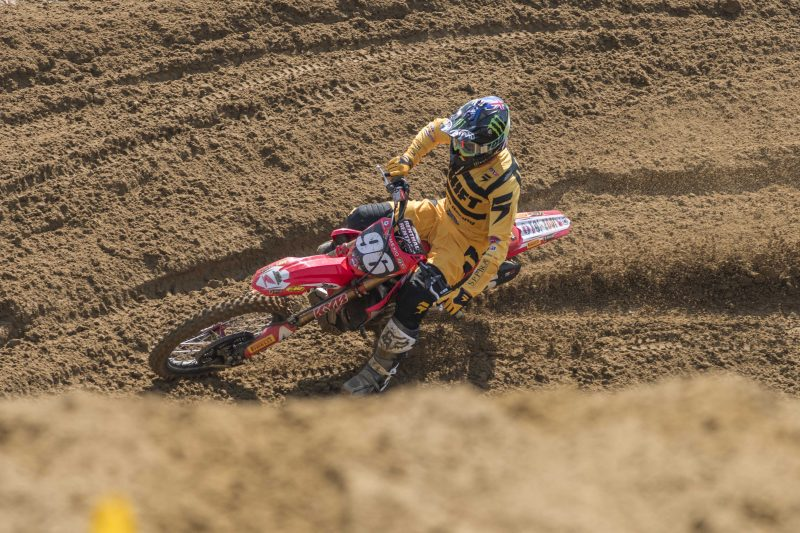 Top 10 Overall For Vlaanderen At Ottobiano Mx2