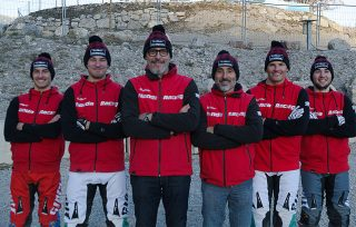 Team Assomotor Redmoto Honda
