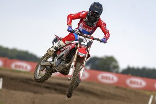 Josh Gilbert, Buildbase Honda Racing