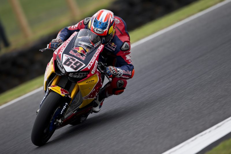 02150f5d5c9 Hayden qualifies directly into Superpole 2 at Phillip Island