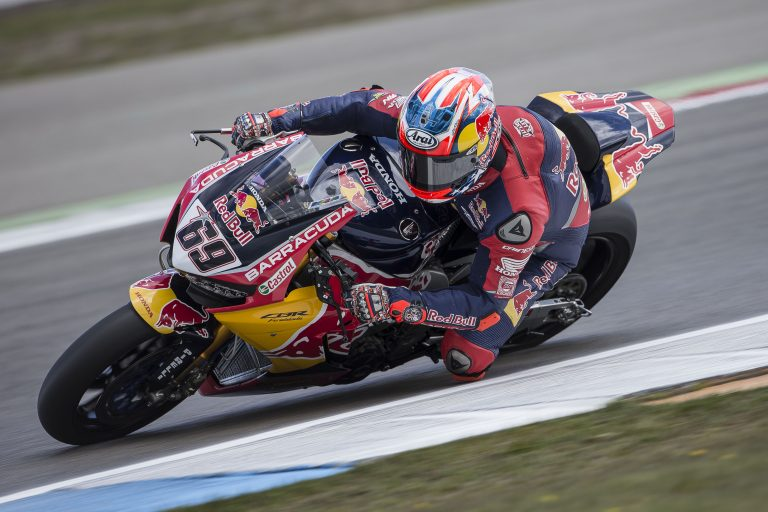 Red Bull Honda World Superbike Team looking for improvement after opening day at Assen | WSBK