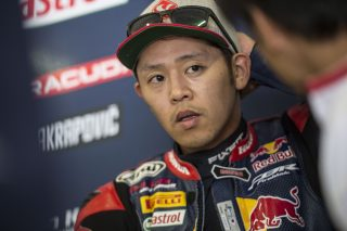 R10_Portimao_WorldSBK_Saturday_Takahashi__GB48485