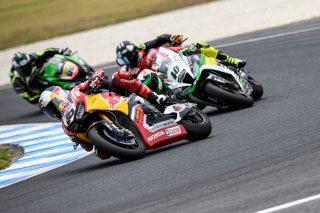 Round 1, Australia, Phillip Island, WorldSBK, Honda, Gagne