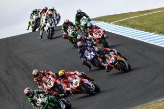 Phillip Island, Australia, Round 01, WorldSBK, Honda, Camier