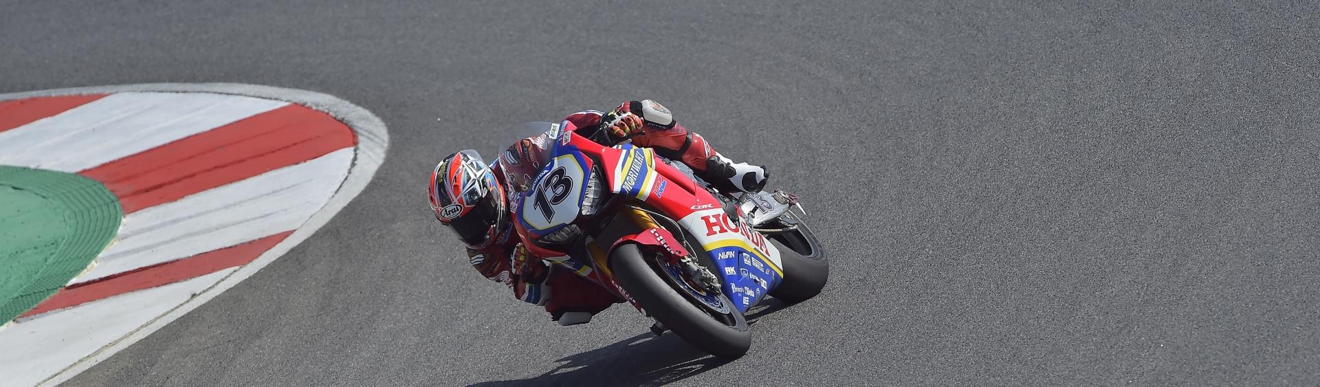 WSBK | Honda Pro Racing