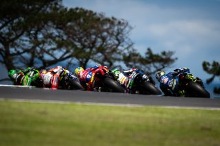 Alvaro Bautista in group action