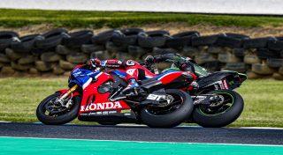 91 Leon Haslam, GBR Honda CBR1000RR,Team HRC