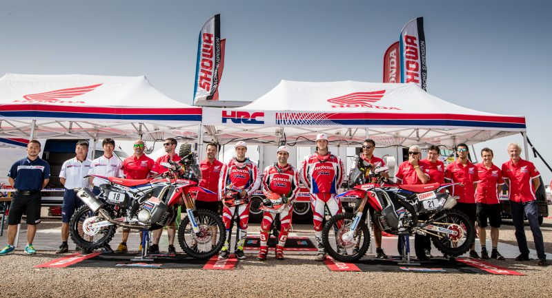 Kevin Henkes Quote Today Was A Difficult Day Tomorrow: Solid Start For Team HRC In Morocco