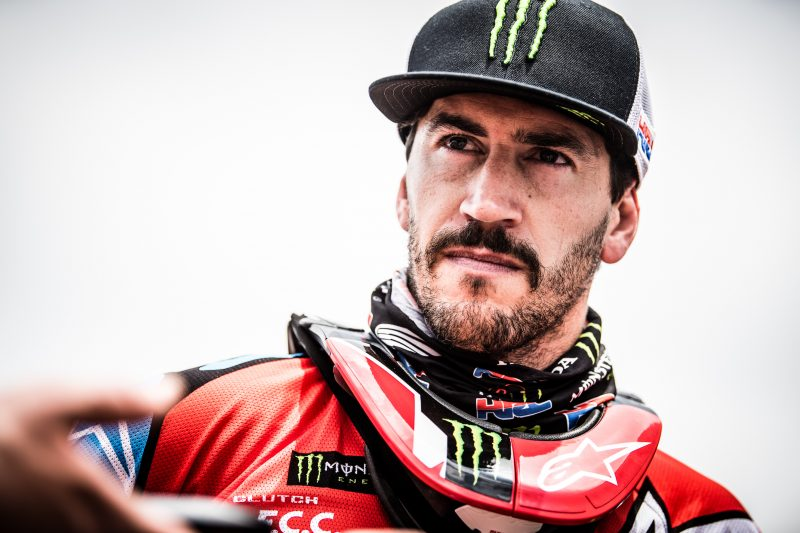 Monster Energy Honda Team ready to give it all at the 2018 Dakar