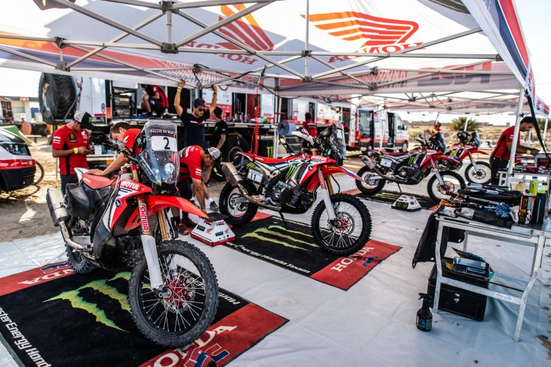 Video. The 2018 World Championship concludes, but work goes on for Monster Energy Honda Team