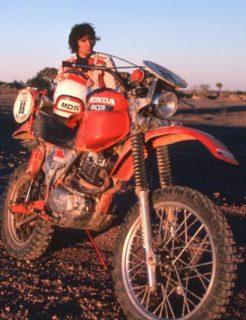 1981HondaXLS 500 NeveuFotoDakardantan