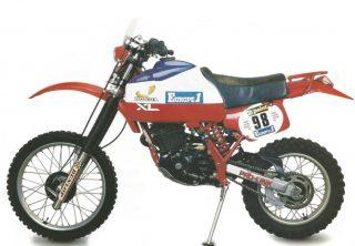 1982Honda XL 500 R Dakar 1982FotoParisDakarIT
