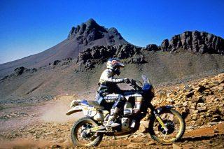 1986 Cyril Neveu Dakar