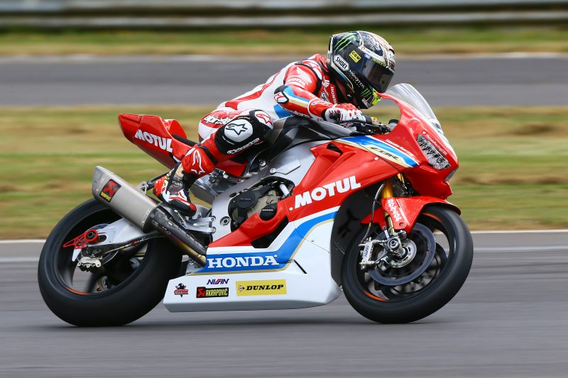 Honda Racing set their sights on the International North West 200 | Road Racing