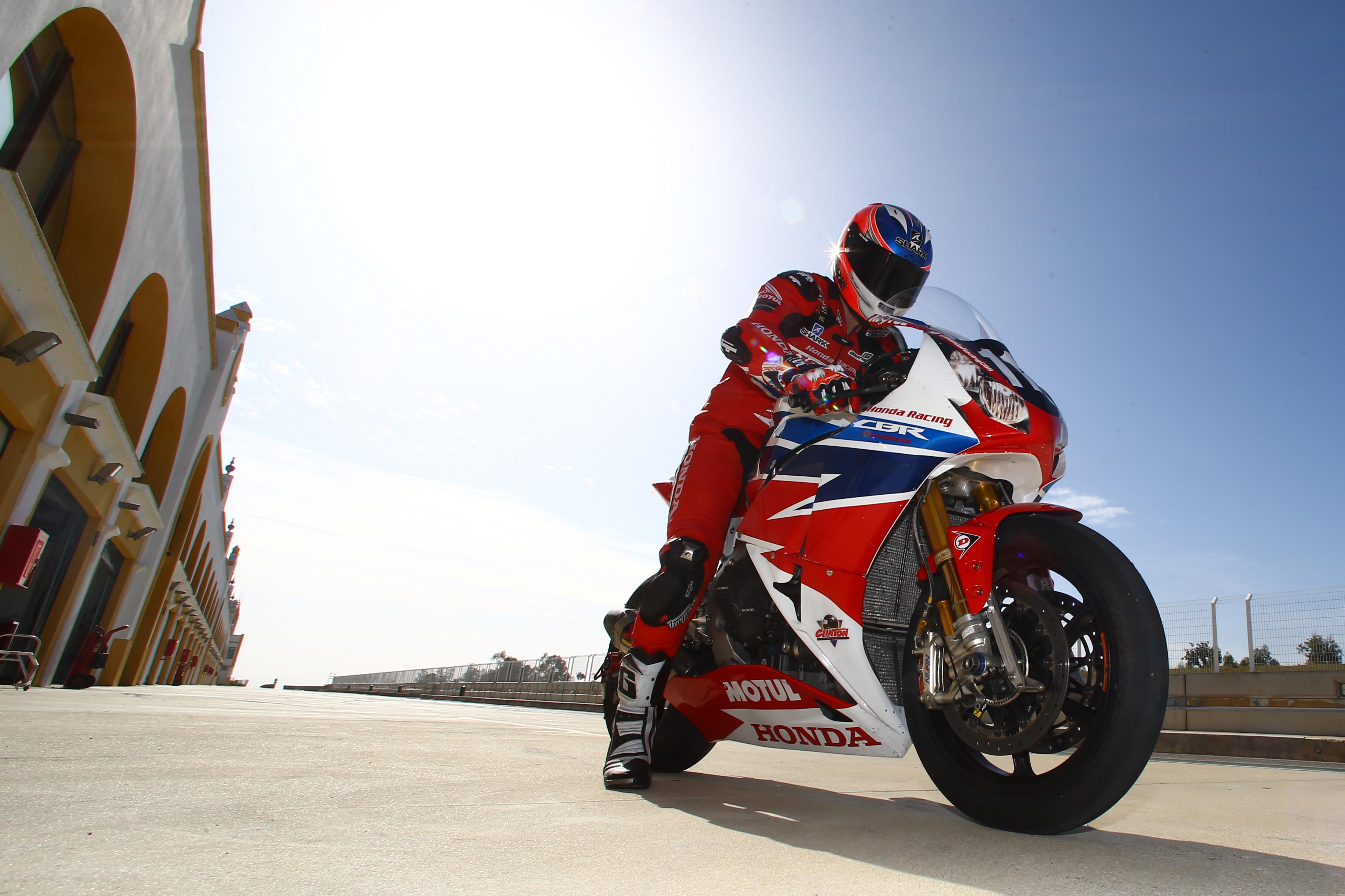 Circuito Monteblanco : Honda racing completes pre season testing at monteblanco ewc