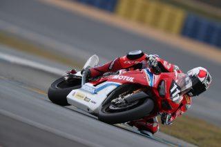 24h,Mans,Moto,2018,Test,Days,Team,Honda,Racing,Leblanc,Gimbert,Nigon