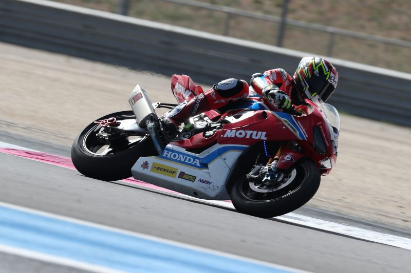 Strong start to the Bol d'Or for Honda Endurance Racing