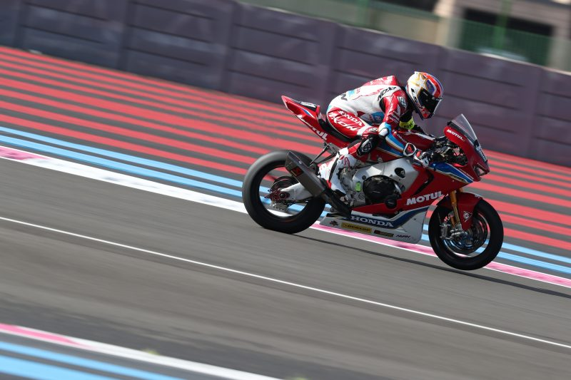 Strong start to the Bol d'Or for Honda Endurance Racing | EWC