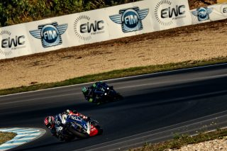 Ewc_12_H_Estoril_2020_Race_FCC TSR Honda France, Hook Josh, Foray Freddy, Di Meglio Mike, Honda CBR 1000RR, Formula EWC