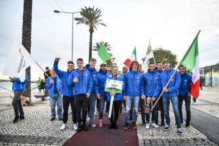 Opening Ceremony - ITALY FIM ISDE 2019 Portimão