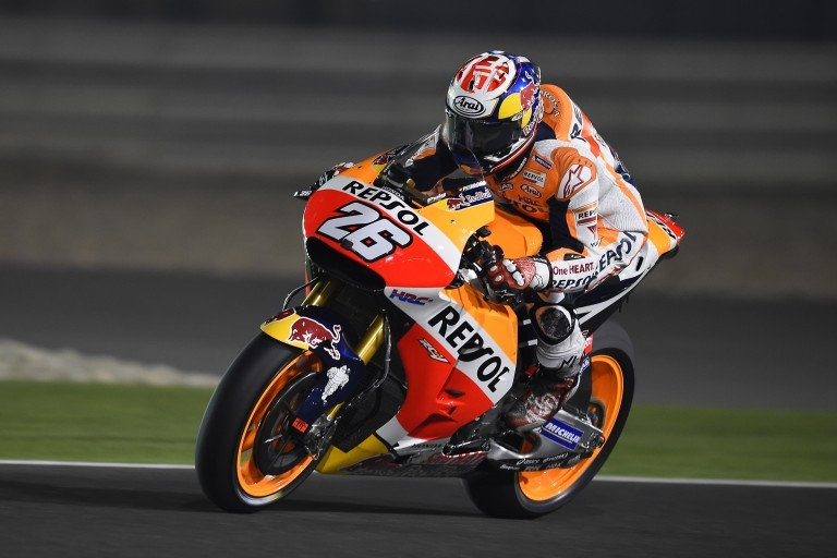 Repsol Honda Team commence final pre-season test in Qatar   MotoGP
