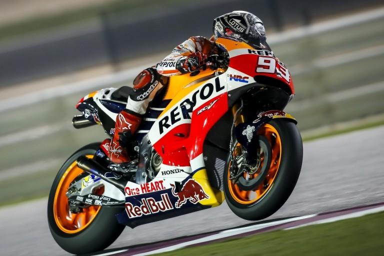 Repsol Honda Team commence final pre-season test in Qatar | MotoGP