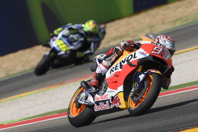 Magnificent Marquez rules at Aragon | MotoGP