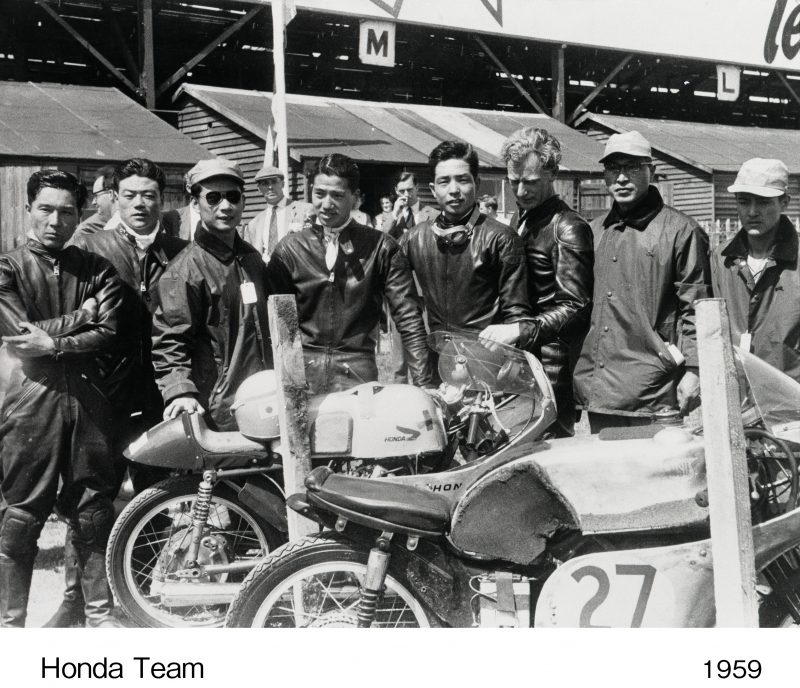 Honda's First Golden Age of Grand Prix Racing
