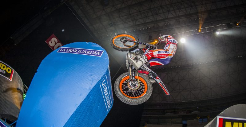 Repsol Honda Team Ready To Go All Out In Marseille Trial