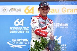 2017 WTCC Race of Macau