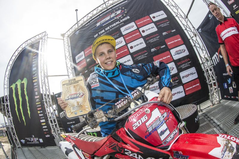 Honda 150 European Championship features in Honda Racing TV