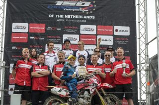 GP of The Netherlands Race Two