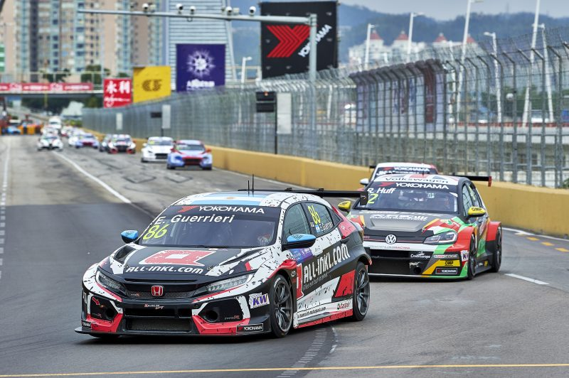 Guerrieri Wins Wtcr Finale In Civic Type R Tcr Honda Racing Wtcr