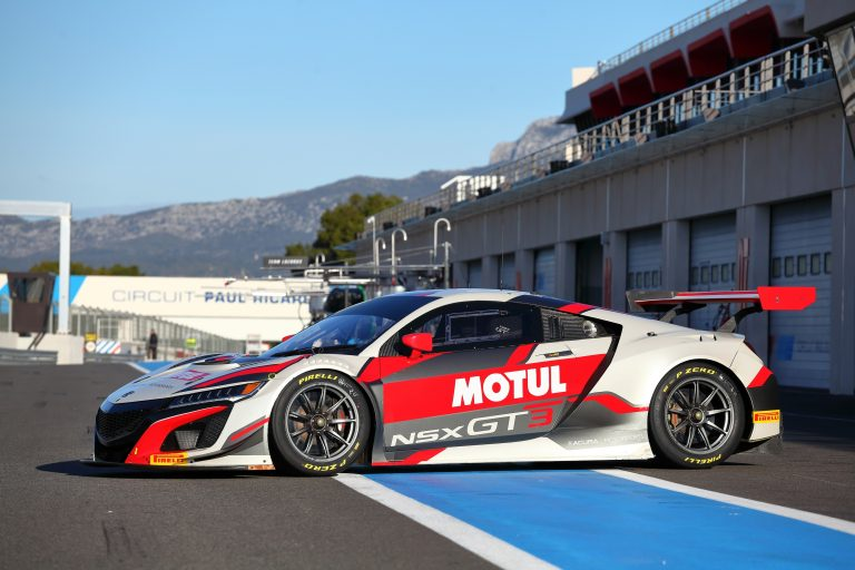 honda racing enters intercontinental gt challenge with nsx gt3 evo