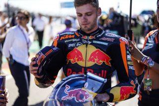 41,Brad Binder,Red Bull KTM Ajo,KTM,Honda,Moto2,Bell,Ixon,TCX,RedBull,