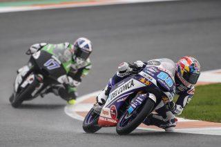 88,Jorge Martin,Del Conca Gresini Moto3,HONDA,Moto3,Arai,Alpinestars,RedBull,